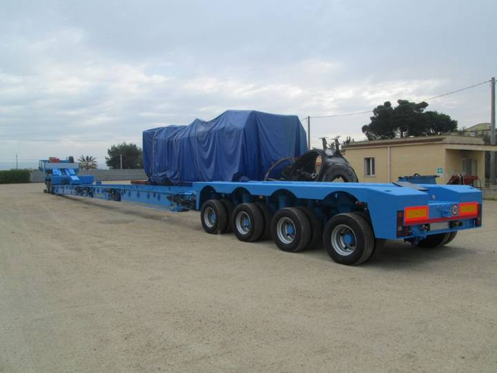 Nooteboom Euro Low Loader 70-04 - 2003