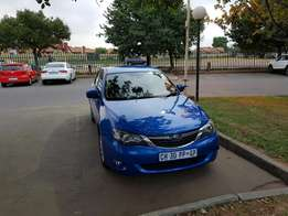 Subaru Impreza 2lR in good condition