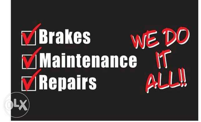 Vehicle repairs and maintainance at any time. Westlands - image 2