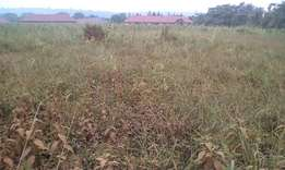 One acre of land at kasenyi road 1km from Entebbe Kampala road