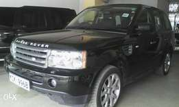 Range Rover 2700 cc X UK loaded with sunroof