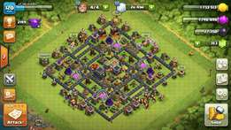 Max Clash of clans TH9 base
