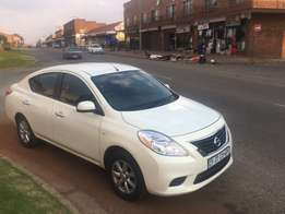 2014 Nissan Almera 1.5 Automatic - Only 40 000km