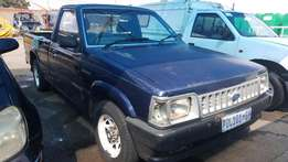 1997 Ford Courier 2.0 Single Cab