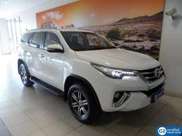 2016 Toyota Fortuner 2.8 GD-6 A/T