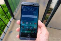 HTC one M9+ brand new and sealed in ashop, free delivery,1year warrant