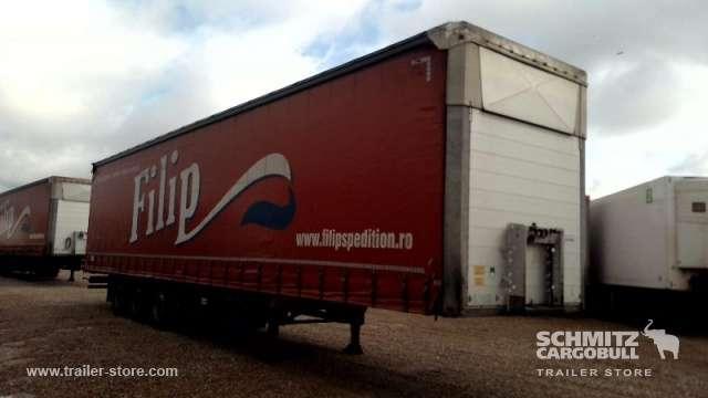 Schmitz Cargobull Semiremolque Lona Porta-bobinas - 2014