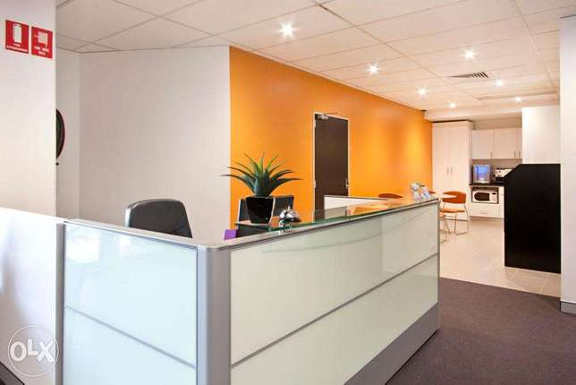 Premium Business Office Spaces in Muscat