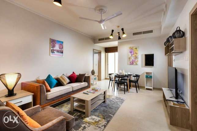 Brand new 2bhk fully furnish apartment for rent in