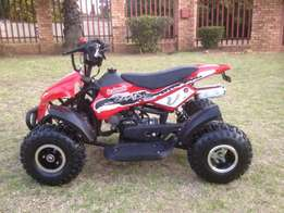 Brand new 2 stroke 50cc kiddies quad bikes