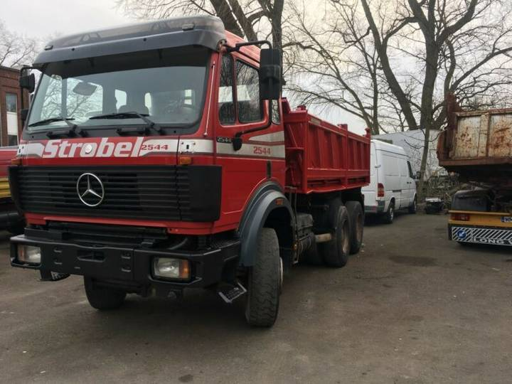 Mercedes-Benz 2544*Dreiseitenkipper*German Truck - 1994