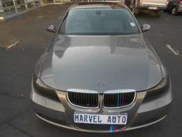 2008 Auto Bmw 3 Series 325i Exclusive For R100000
