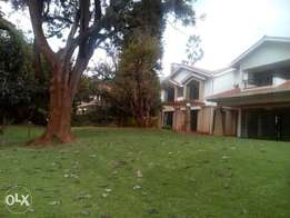 Palatial five bedroom Townhouse for rental in Karen