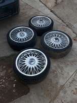 """17""""eagle mags nd tyres"""