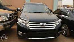 Extremely Clean Tokunbo Toyota Highlander 2008/2012