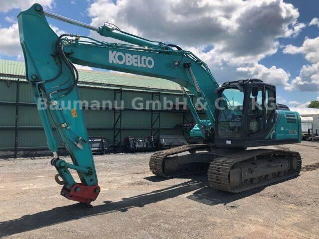 Kobelco Sk 210-10 Lc, Bj 17, 550 Bh, Mono, Ms21, Top - 2017