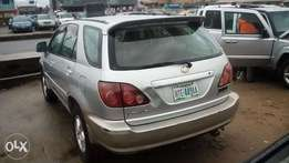Registered Lexus Rx 300 available for sell