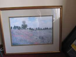 Claude Monet Reproduction