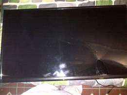 Wanted Broken LED TV, 40 inch