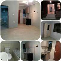 Two bed room flat for rental in Evander