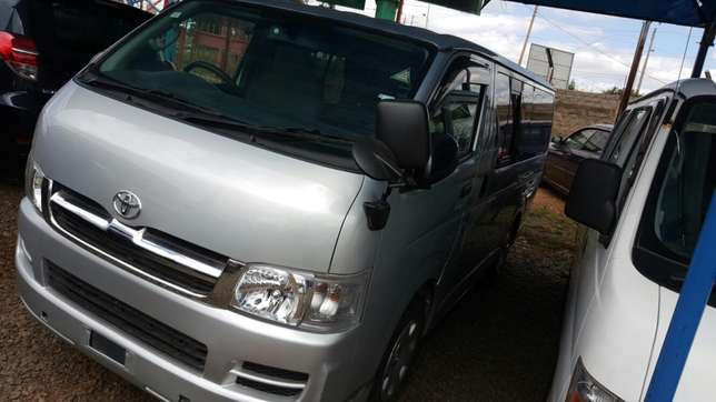 Toyota Hiace KCJ for sale at Ksh 2.1M Mombasa Island - image 1