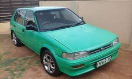 R17 000Toyota tazz for sale