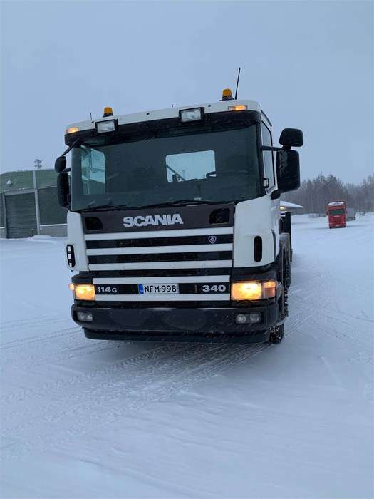 Scania P114 - 2003