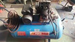 Porta Air supreme compressor