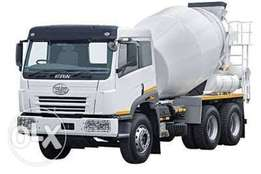 Concrete Mixer Trucks Wanted for HIRE