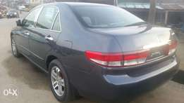 Very clean naija used 2003 honda accord for sale