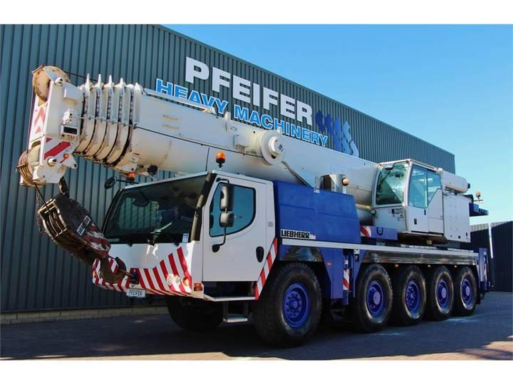 Liebherr LTM1100-5.2 - 2011