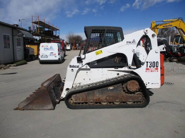 Bobcat T 300 - 2003