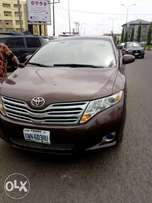 Fairly used Toyota Venza