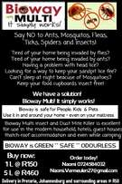 Bioway Multitask - Insect & Dust Mite Killer