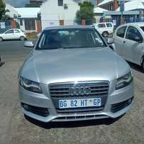 BARGAIN: 2011 Audi a4 1.8t auto in good condition for R 115,000.00
