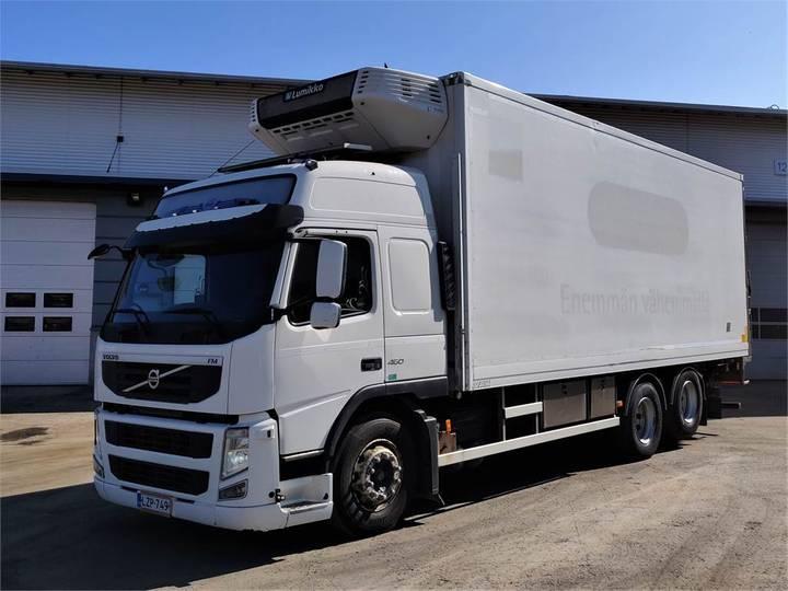 Volvo Fm13 - 2011