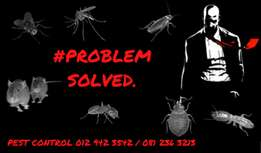 Pest Control - Bed Bug Control