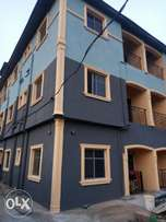 Newly built 2 bedroom flat at Victory Estate, Iyana school, Iba town