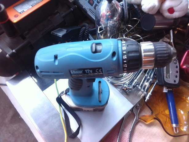 Erbauer drill/driver South B - image 2