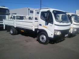 Drop Sides 4T Toyota Dynas Truck for sale