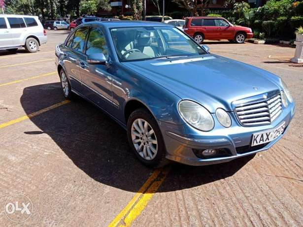 2007 Mercedes-Benz E200 LOCAL Parklands - image 1