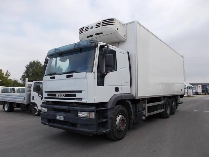 Iveco EUROTECH CURSOR 260E43 - 2019
