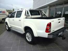 2012 toyota double cab on offer