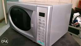 Microwave + Grill