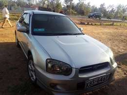 Super deal on a very clean Subaru Impreza manual