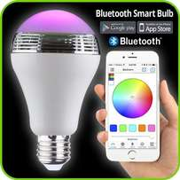 Smart LED Bulb/ Bluetooth Bulb/ Melody Bulb controlled by Phone