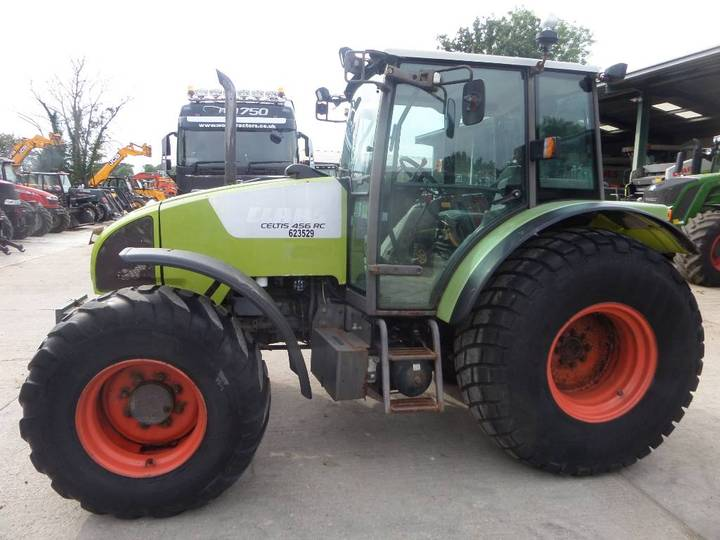 Claas Celtis 456 Rc - 2006