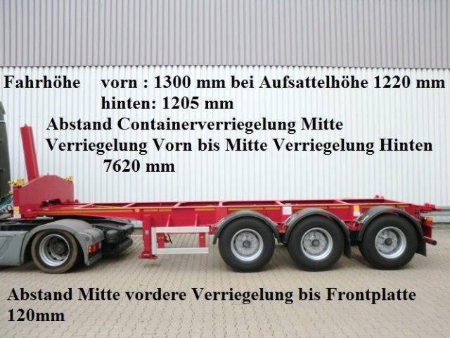 Chiavetta SAnh Cont. Kipp CHIAVETTA S.P.A. Container Kipper,
