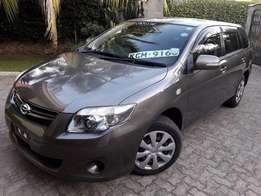 Toyota Fielder just arrived in Immaculate condition KCM/S