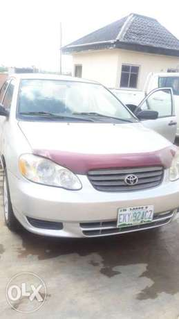 sharp 2004 Toyota Corolla for sale Akure South - image 1
